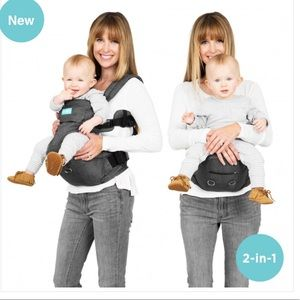 NWT Moby baby carrier